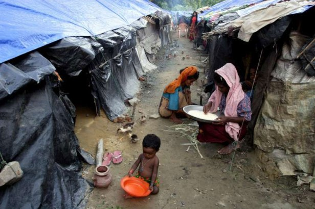 The harsh reality of life for many in Burma, specifically the ethnic Rohingya