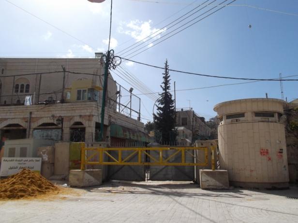 Shuhada St, Hebron