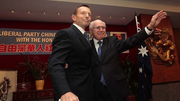 Prime Minister Abbott..?
