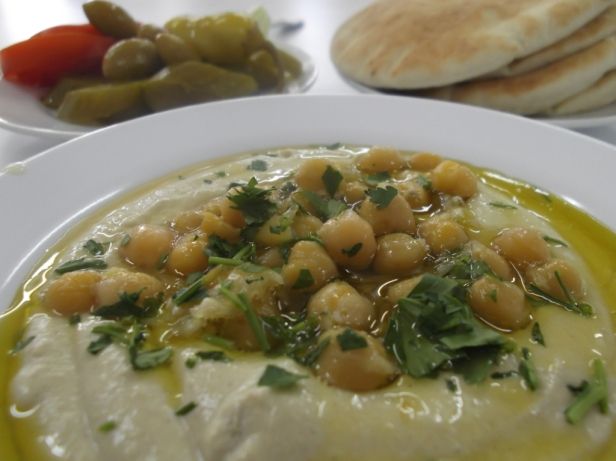 The hummus of Akko