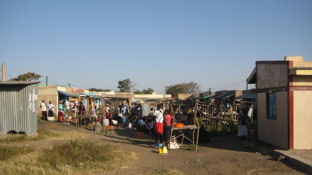 Odede market