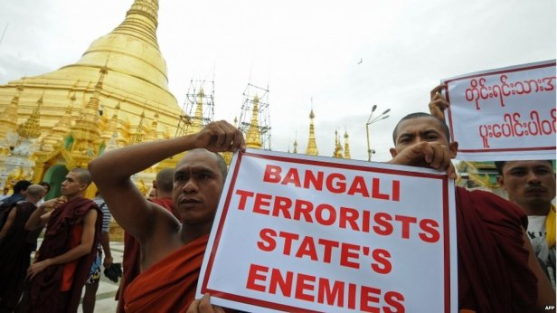 How the Rohingya are perceived by many in Myanmar