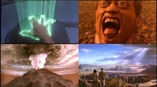 God: prefers the original Total Recall over the remake