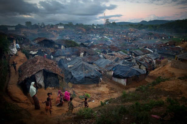 Conditions for the Rohingya population in Rakhine state
