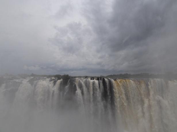 Mosi-oa-Tunya, Zambia