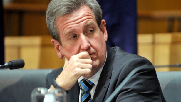 Memory fail: former NSW Premier Barry O'Farrell
