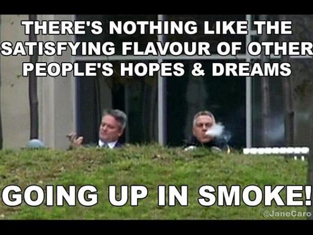 Cigar anyone?