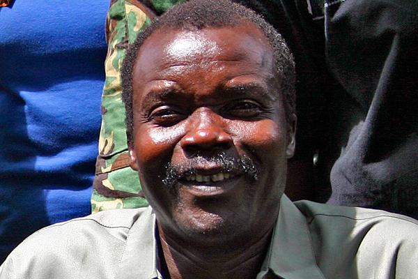 Kony: 'A fat old man who eats bush rats.'