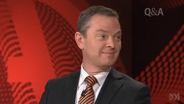 Educated in a private school in Adelaide, Christopher Pyne