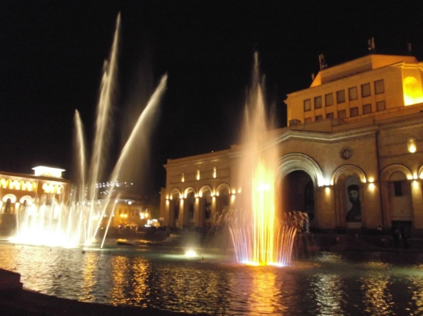 Republic Square (Yerevan, Armenia)