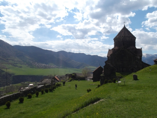 Haghpat Monastery (Alaverdi, Armenia)