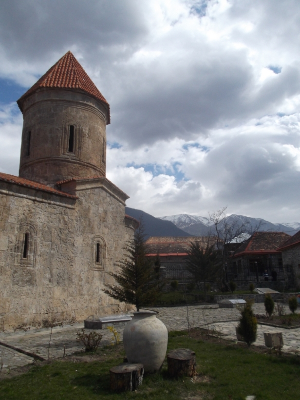 Albanian church in Kis