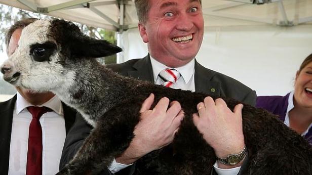 Australia... your deputy Prime Minister