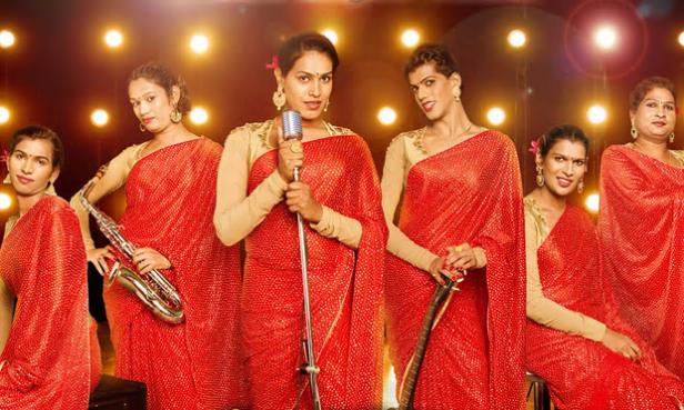 India's transgender pop group '6 Pack Band'