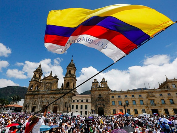 After 50 years, Colombians are wanting peace