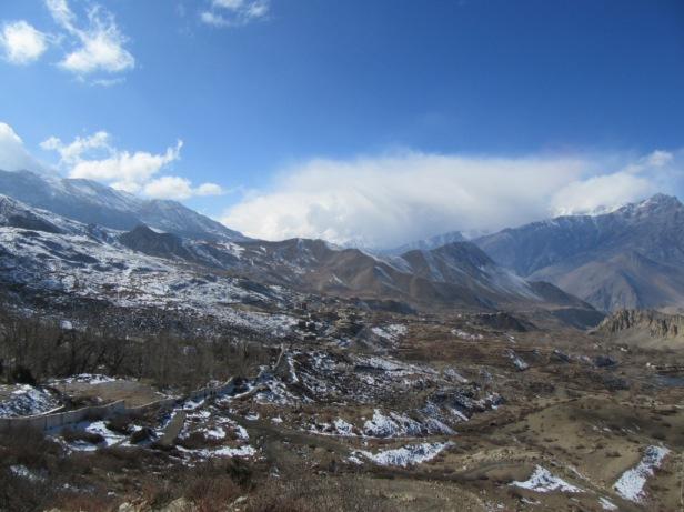 View of Muktinath